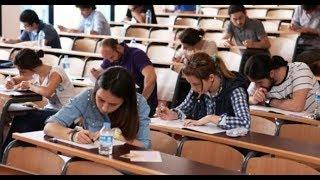Üniversite Sınavına Gireceklere Tavsiyeler
