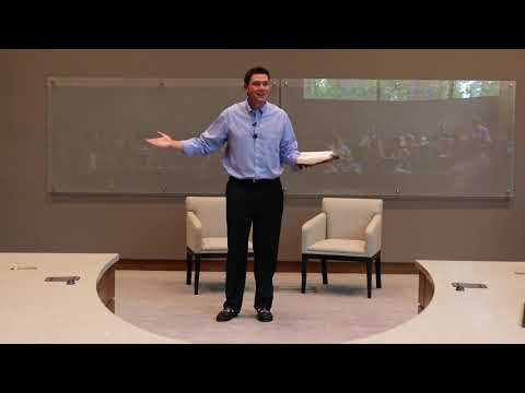 YouPrint Faith Development Workshop at Live Oak Bank | Matt Ham with guest Tom Morris
