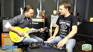 new mesa boogie guitar pedals with eq