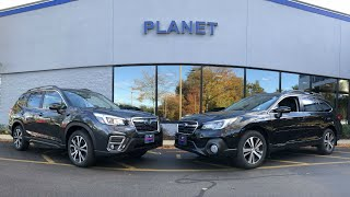 Should I buy the 2019 Outback or the 2019 Forester?