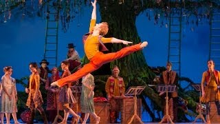 Christopher Wheeldon on turning The Winter