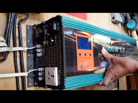 Power Jack Inverter - YouTube