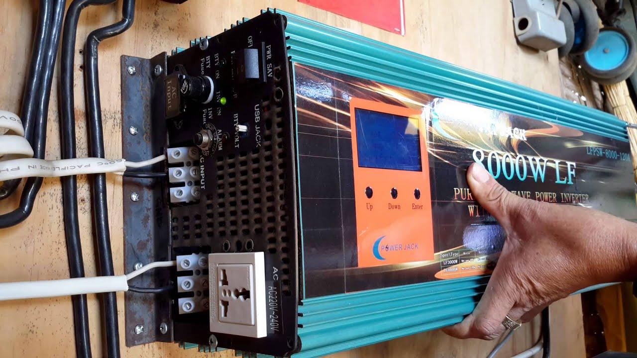 medium resolution of power jack inverter