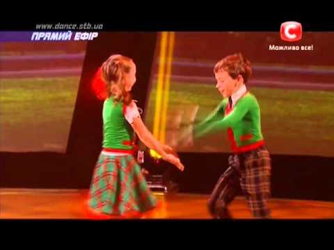 Решение зрителей - Четвертый прямой эфир - Танцуют все 6 - 20.12.2013