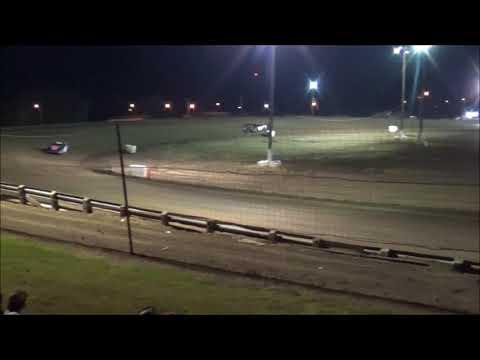 Wissota Super Stocks Feature Race 9-3-18