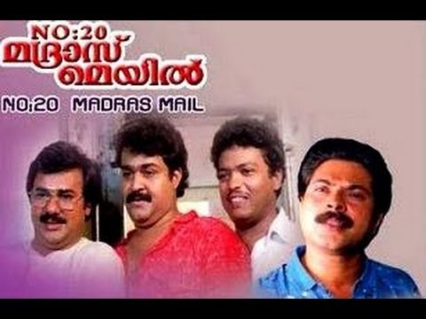 No.20 Madras Mail is listed (or ranked) 36 on the list The Best Mammootty Movies