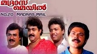 No. 20 Madras Mail 1993 Full Malayalam Movie I Mohanlal, Mamootty