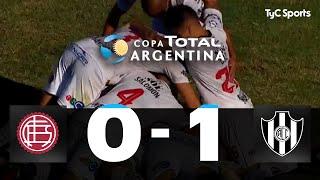 Central Córdoba 1 - Lanús 0 | Semifinal | Copa Argentina 2019