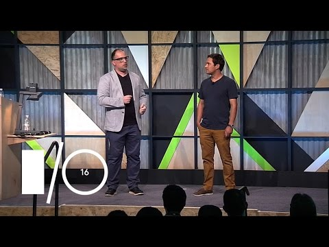 Designing for driving - Google I/O 2016