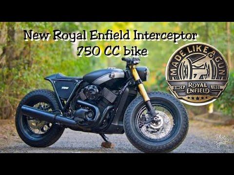2017 latest Royal Enfield launching a 750cc Bike named Interceptor   Classic Bike