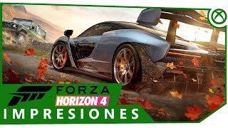 [Xbox E3 2018] Impresiones jugables Forza Horizon 4