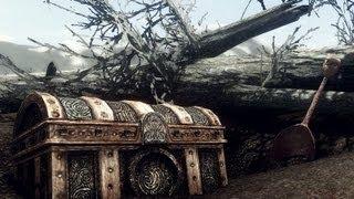 Skyrim Dragonborn: Как найти Доспехи Смертельной Метки или Печати Смерти ? [ Старая версия! ]