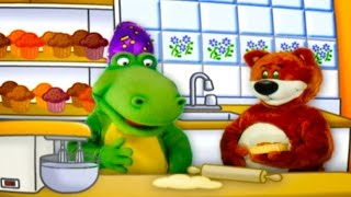 Do you know the Muffin Man? Song Sing Along | Nursery Rhymes Kids Songs | From Baby Genius