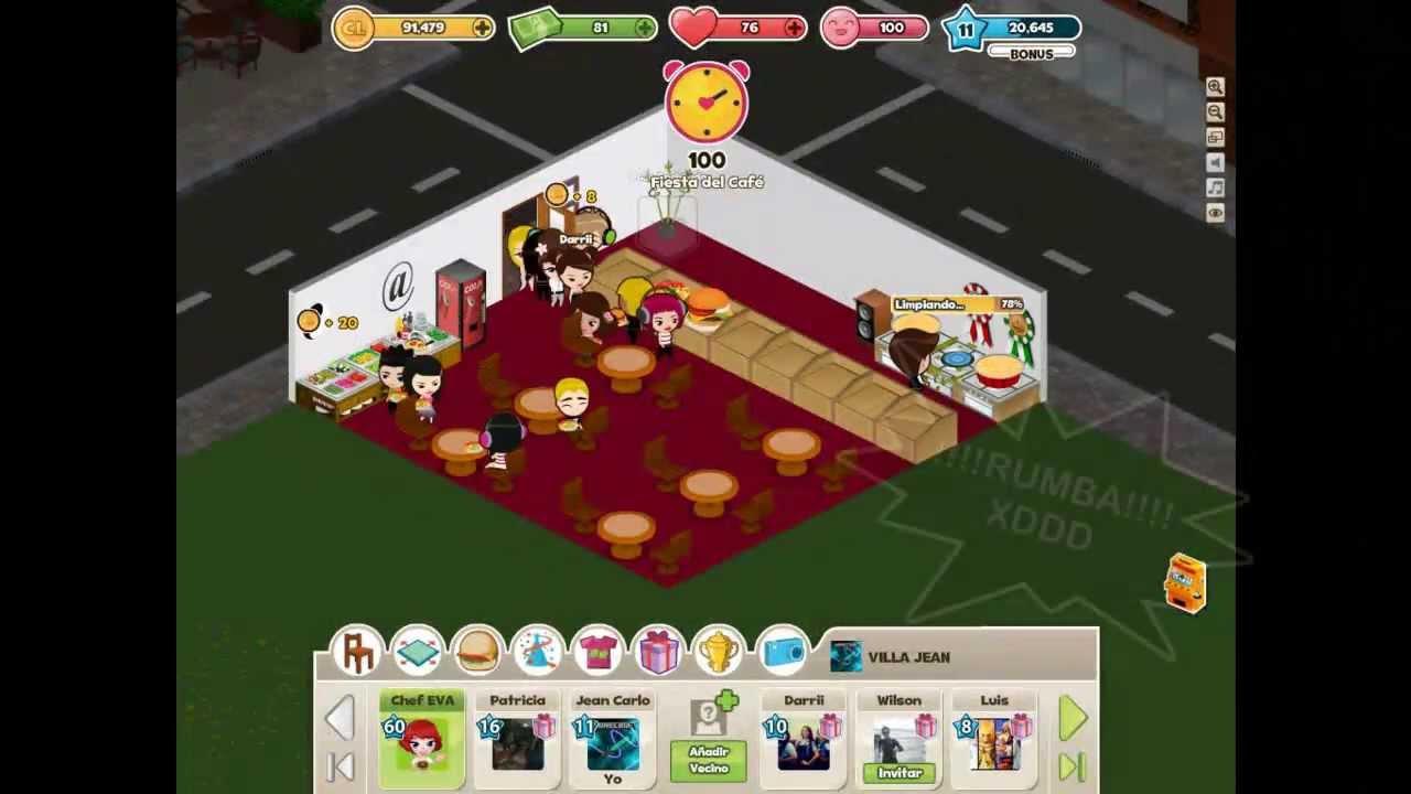 el mejor juego de facebook jean el casa juegos video