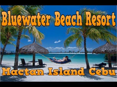 Philippines Beach Resort: Bluewater Maribago Beach Resort Mactan Island Cebu ✅