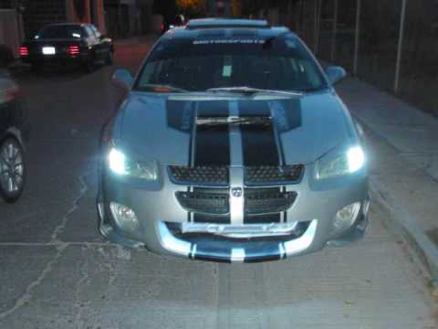 Stratus Rt Turbo Tuning Celaya Youtube