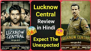 Lucknow Central - Movie Review