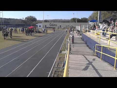 Ridgewood Boys & Girls Track @Land O' Lakes Invite - March. 1, 2016