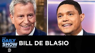 Bill de Blasio - Campaigning on Progressive Change in the 2020 White House | The Daily Show