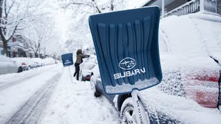 While you wait for your All-Wheel Drive - Think Subaru!