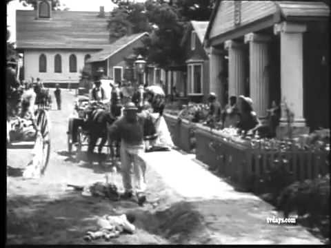 DW GRIFFITH THE BIRTH OF A NATION PART 1 1915