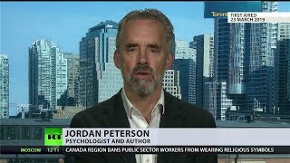 Jordan Peterson launches 'anti-censorship' platform