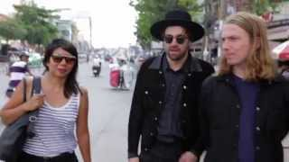 Seen in Saigon: THE VACCINES On Making Music