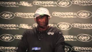 Todd Bowles to Geno Smith: If all is going well,