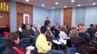 Расширенное заседание председателей общ.организаций соотечественников и членов КС в Греции