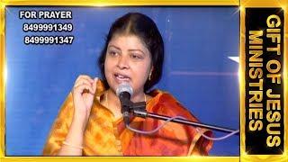Dr.Preetha Judson  Telugu Message - Pastors Conference 10-6-2016