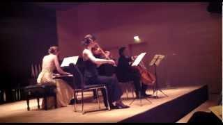 Klaviertrio Würzburg SCHUBERT Notturno