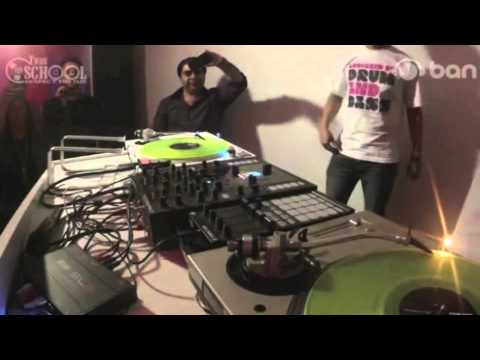 DJ Marky  Ban High School 8  Ban TV