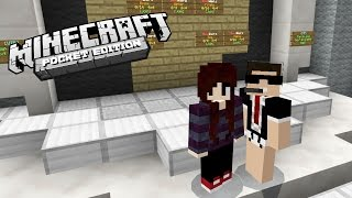 AO VIVO JOGANDO COM INSCRITOS BED WARS E MURDER NO MINECRAFT POCKET EDITION !