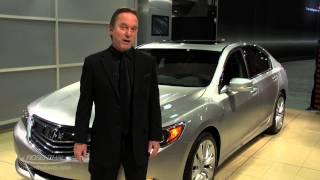 2014 Acura RLX Sport Hybrid SH-AWD Show and Tell