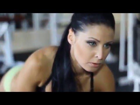 Фитнес мотивация. Красивые девушки в спортзале. Пример для мужиков