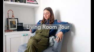My Living Room Tour!