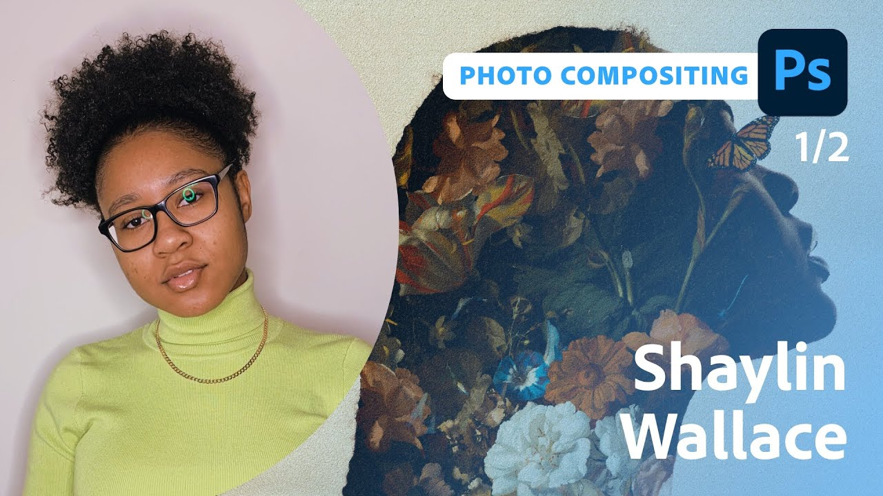 #CreateWaves - Underwater Forest Photo Compositing with Shaylin Wallace - 1 of 2