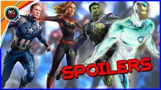 Avengers 4 Spoilers: Reino Cuántico Y Iron Man, Nuevo Personaje Y Más Info De Los Trajes Blancos