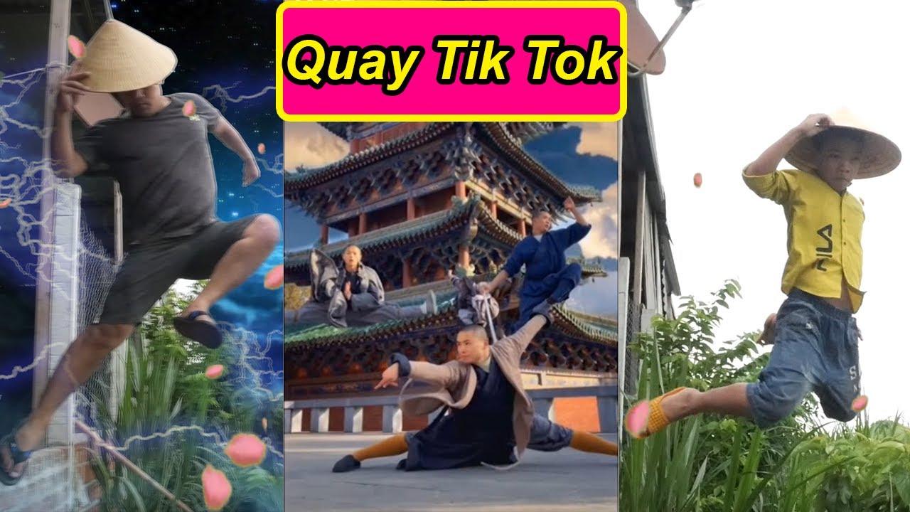 Lần Đầu Làm Theo Các Trào Lưu TIK TOK Triệu View | TQ97