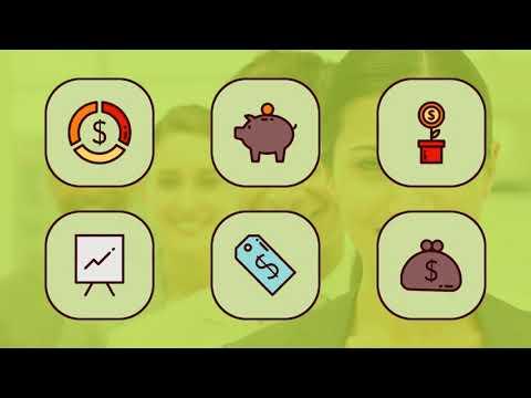 Finance Technology Bank Fintech Business | After Effects template