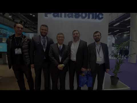 Panasonic Avionics 40 Year Anniversary - Turkish Airlines wishes us Happy Birthday