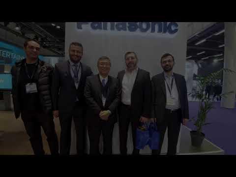 Panasonic Avionics 40 Year Anniversary - Turkish Airlines wishes us Happy Birthday