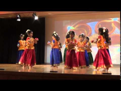 Keemayaa deepam dance heritage day 2015