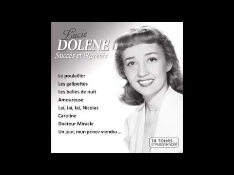 """Lucie Dolène - Un Jour, Mon Prince Viendra (From """"Blanche-Neige Et Les Septs Nains"""")"""