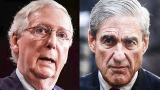 Mitch McConnell AGAIN Refuses To Protect Robert Mueller From Trump