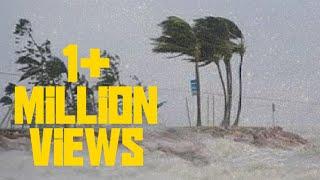 Cyclone effect in kerala
