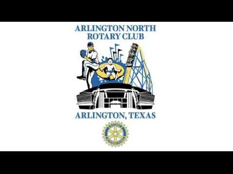 Arlington North Rotary featured on the radio - August 2013