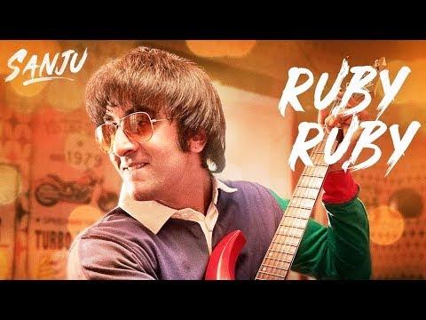 AR Rahman's New Song - Ruby Ruby   Sanju   Ranbir Kapoor
