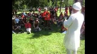 Sikh communty talks after the march to end all slaughterhouses thumbnail