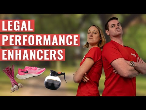 Legal PERFORMANCE ENHANCERS for Running